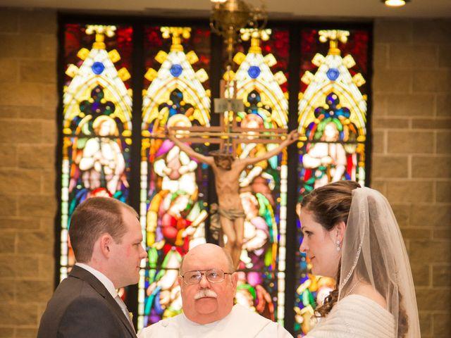 Karen and Greg's Wedding in Aurora, Illinois 9