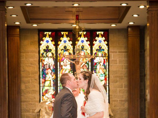 Karen and Greg's Wedding in Aurora, Illinois 10