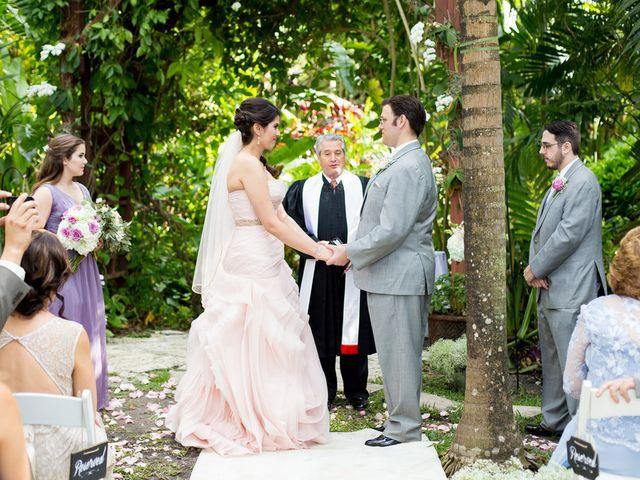 Alejandra and Jorge's Wedding in Miami, Florida 9