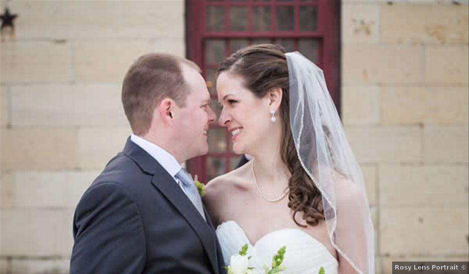 Karen and Greg's Wedding in Aurora, Illinois