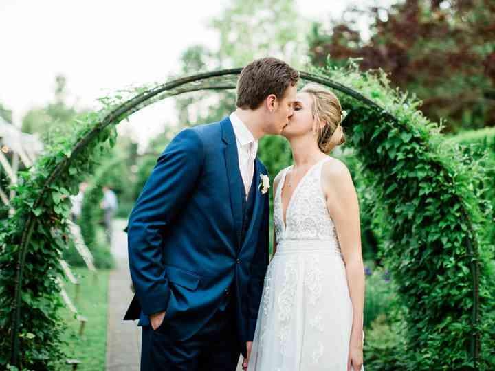 The wedding of Cassandra and Luke