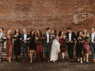 Garrett and Vandella's Wedding in Portland, Oregon 3