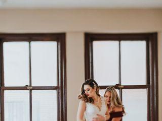 The wedding of Stephanie Bjelland and Marshall Bjelland 3
