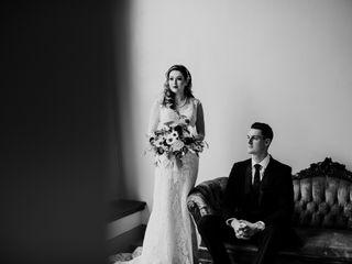 The wedding of Stephanie Bjelland and Marshall Bjelland