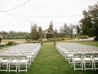 Alex and Tom's Wedding in Seattle, Washington 3