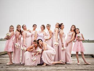 The wedding of Tatiana and Jason 3
