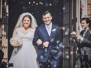 The wedding of Tatiana and Jason