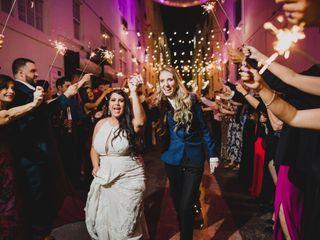 The wedding of Leslie and Christina 2