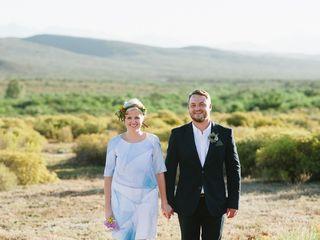 The wedding of Lizenka and Rudi
