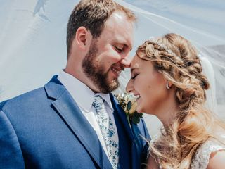 The wedding of Grace and Ryan