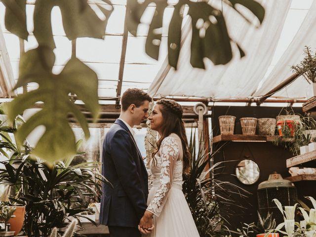 Garrett and Vandella's Wedding in Portland, Oregon 2