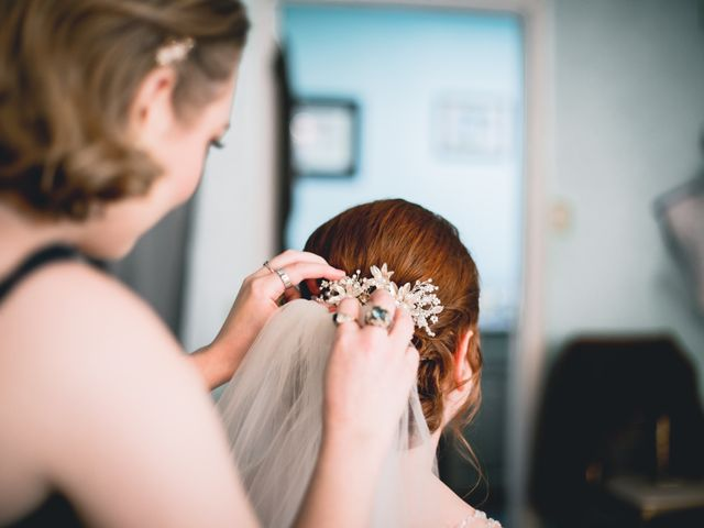 Paul and Jessica's Wedding in Egg Harbor City, New Jersey 11