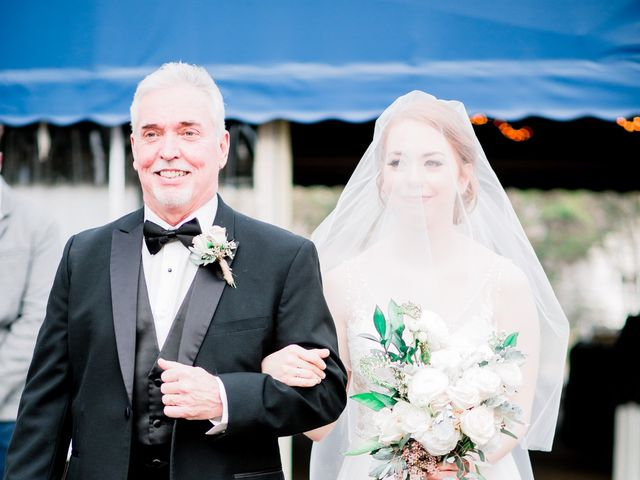 Paul and Jessica's Wedding in Egg Harbor City, New Jersey 15