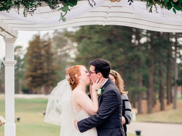 Paul and Jessica's Wedding in Egg Harbor City, New Jersey 17