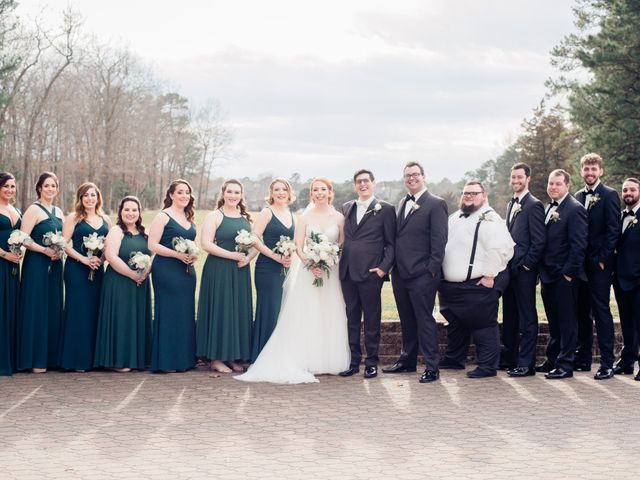 Paul and Jessica's Wedding in Egg Harbor City, New Jersey 18
