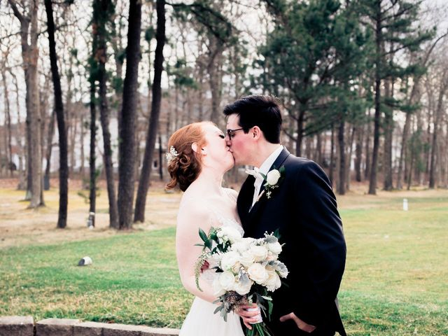 Paul and Jessica's Wedding in Egg Harbor City, New Jersey 19