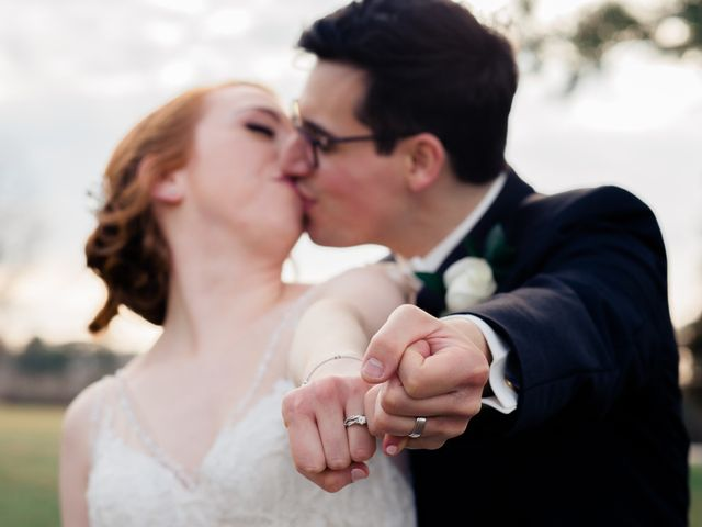Paul and Jessica's Wedding in Egg Harbor City, New Jersey 22