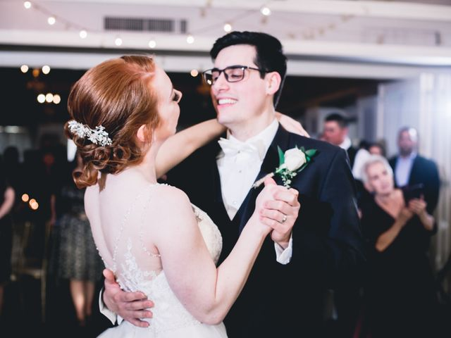 Paul and Jessica's Wedding in Egg Harbor City, New Jersey 23