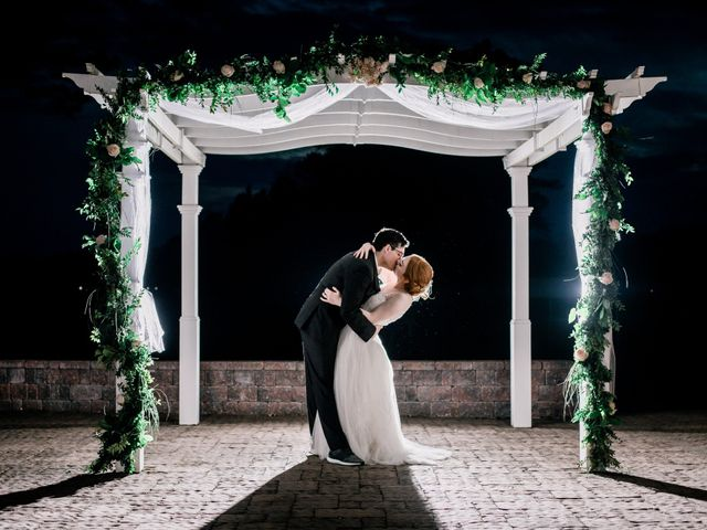 Paul and Jessica's Wedding in Egg Harbor City, New Jersey 27