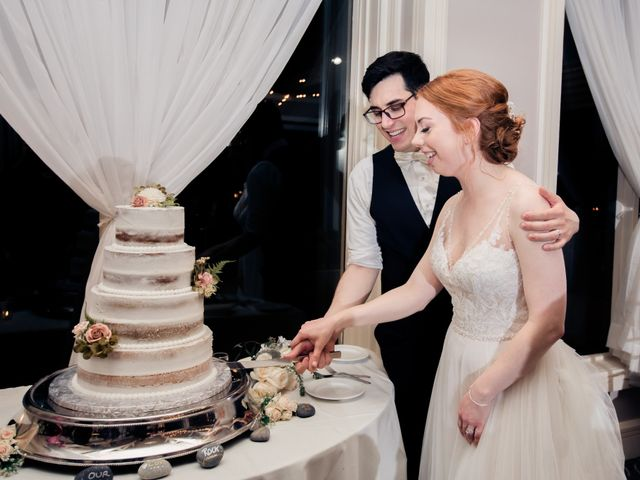 Paul and Jessica's Wedding in Egg Harbor City, New Jersey 29