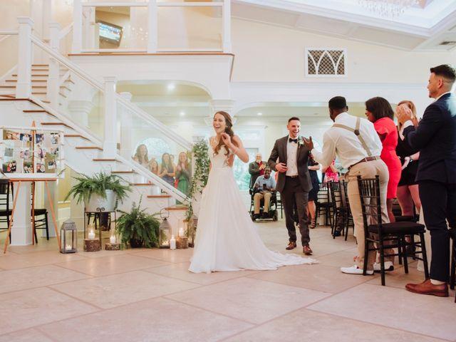 Casey and Regan's Wedding in Tybee Island, Georgia 1