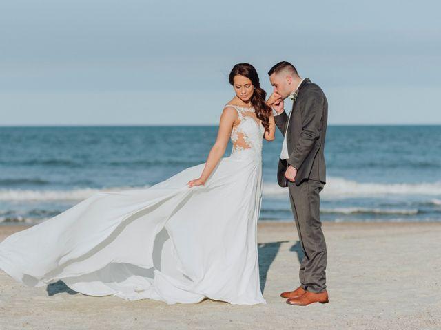 Casey and Regan's Wedding in Tybee Island, Georgia 4
