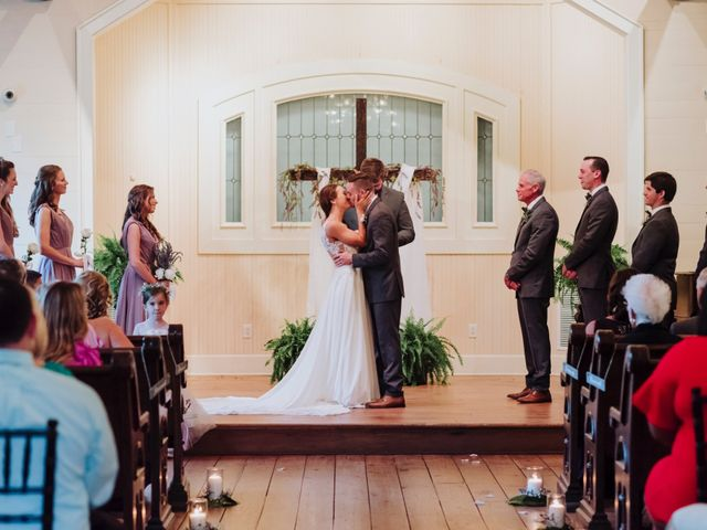 Casey and Regan's Wedding in Tybee Island, Georgia 6