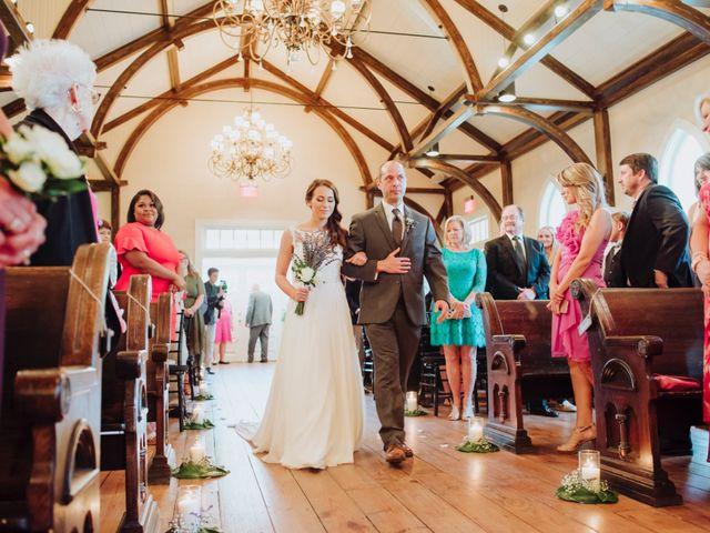 Casey and Regan's Wedding in Tybee Island, Georgia 7
