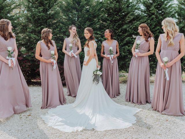 Casey and Regan's Wedding in Tybee Island, Georgia 11