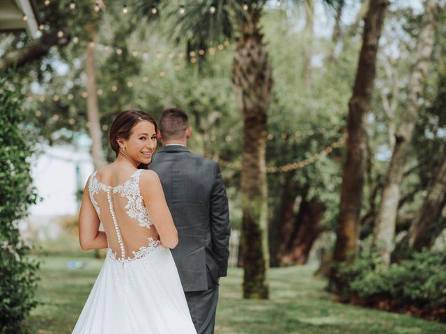 Casey and Regan's Wedding in Tybee Island, Georgia 15