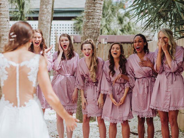 Casey and Regan's Wedding in Tybee Island, Georgia 16