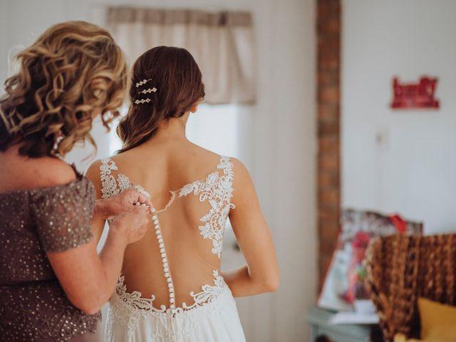 Casey and Regan's Wedding in Tybee Island, Georgia 17