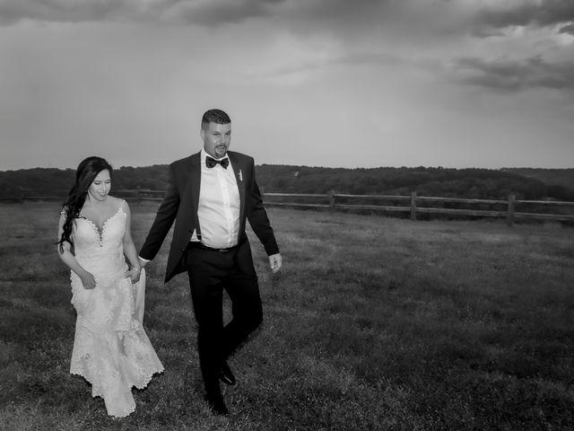 Jesse and Deisi's Wedding in Ridgedale, Missouri 9
