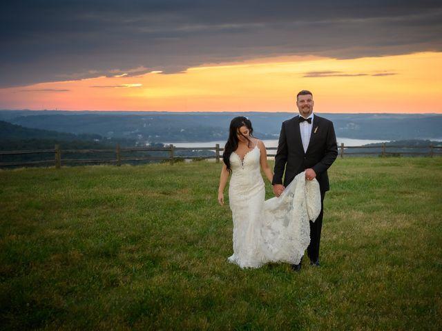 Jesse and Deisi's Wedding in Ridgedale, Missouri 10