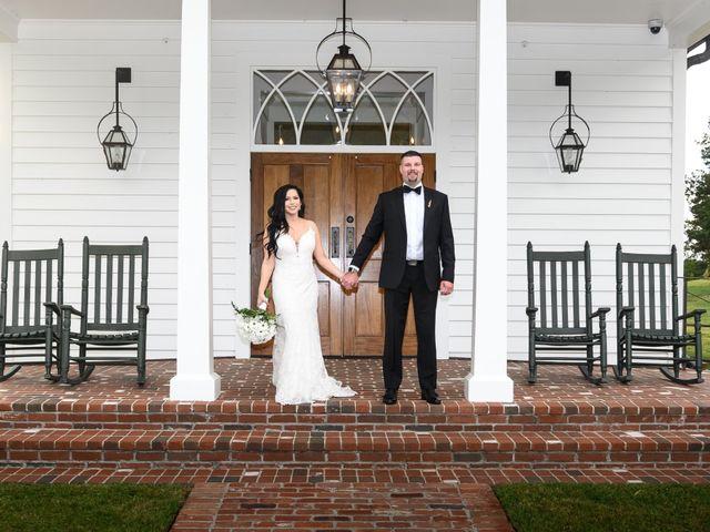 Jesse and Deisi's Wedding in Ridgedale, Missouri 12