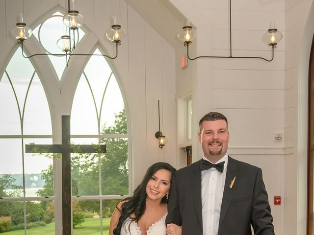 Jesse and Deisi's Wedding in Ridgedale, Missouri 14