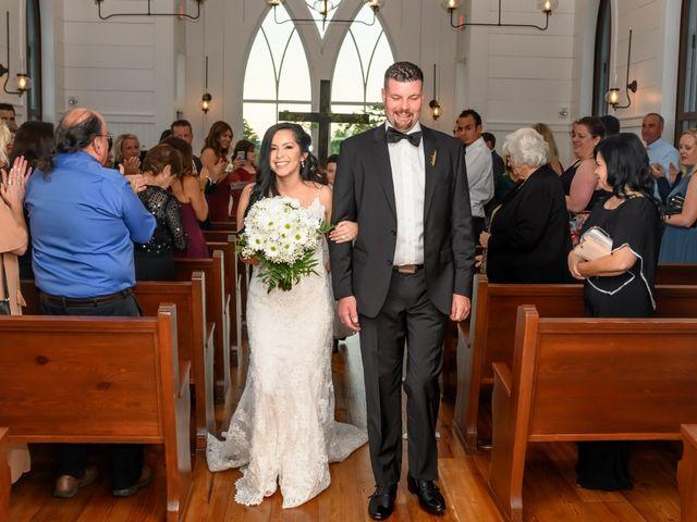 Jesse and Deisi's Wedding in Ridgedale, Missouri 16