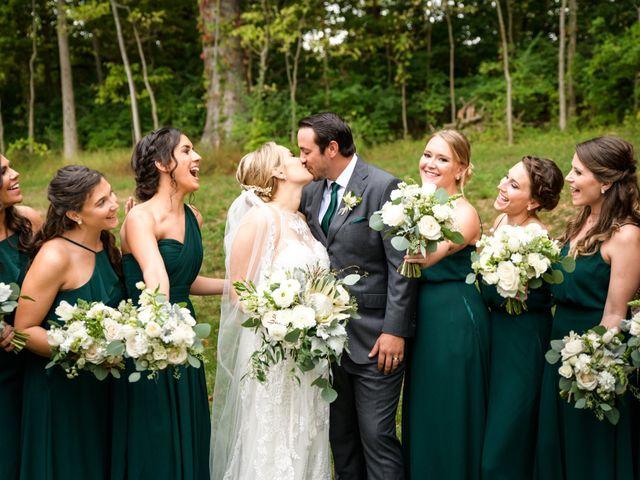 Patrick and Alex's Wedding in Berryville, Virginia 8
