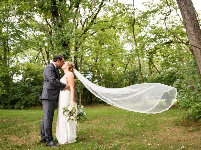 Patrick and Alex's Wedding in Berryville, Virginia 14