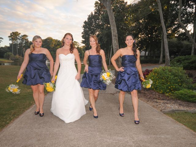 Marion and Brendan's Wedding in Pawleys Island, South Carolina 6