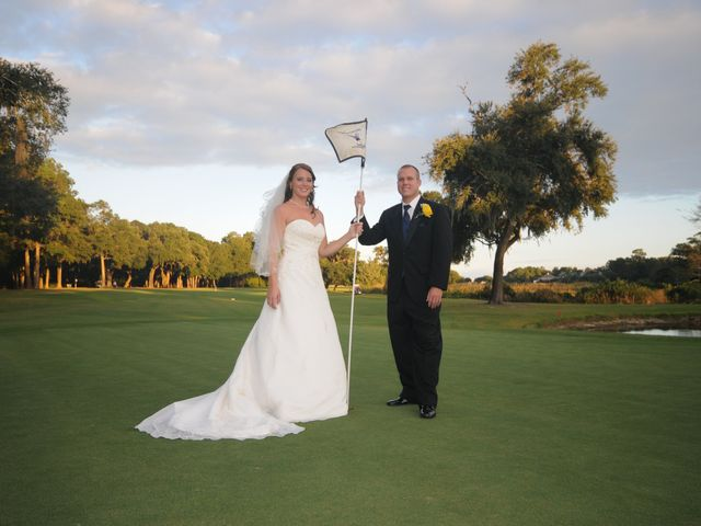 Marion and Brendan's Wedding in Pawleys Island, South Carolina 1