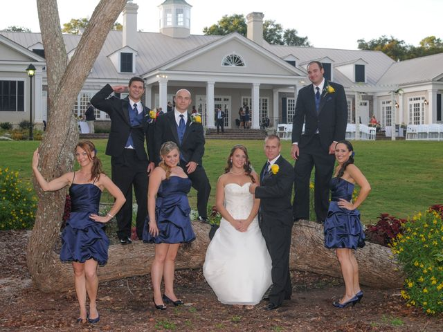 Marion and Brendan's Wedding in Pawleys Island, South Carolina 8