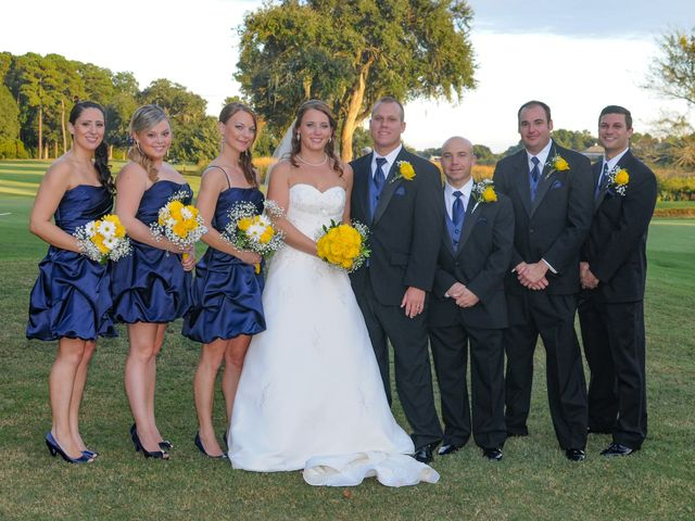 Marion and Brendan's Wedding in Pawleys Island, South Carolina 9