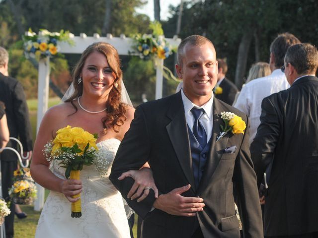Marion and Brendan's Wedding in Pawleys Island, South Carolina 11