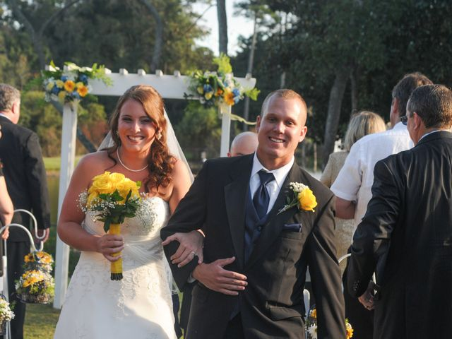 Marion and Brendan's Wedding in Pawleys Island, South Carolina 12