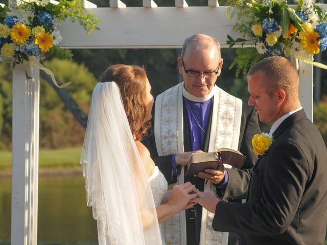 Marion and Brendan's Wedding in Pawleys Island, South Carolina 14