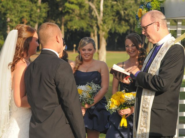 Marion and Brendan's Wedding in Pawleys Island, South Carolina 18