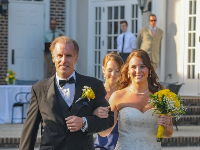 Marion and Brendan's Wedding in Pawleys Island, South Carolina 19