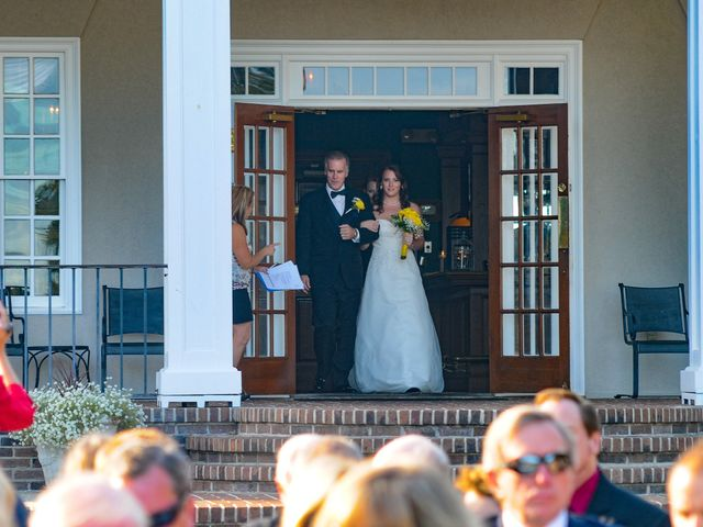 Marion and Brendan's Wedding in Pawleys Island, South Carolina 20