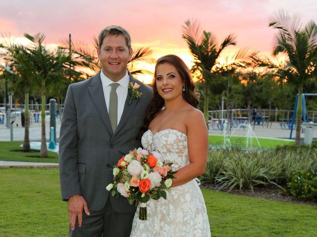 The wedding of Matt and Courtney